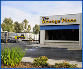 Self-Storage Unit in Riverside, CA near Corona